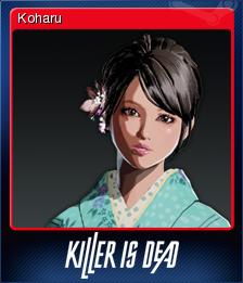 Killer is Dead Card 3