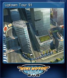 Mini Motor Racing EVO Card 8