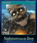 Nightmares from the Deep The Cursed Heart Card 1