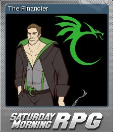Saturday Morning RPG Foil 5