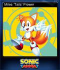 Sonic Mania Card 8