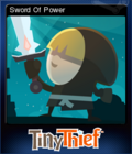 Tiny Thief Card 6
