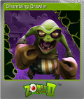 Zombie Tycoon 2 Brainhov's Revenge Foil 1