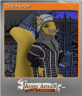 Acorn Assault Rodent Revolution Foil 3