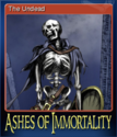 Ashes of Immortality Card 2
