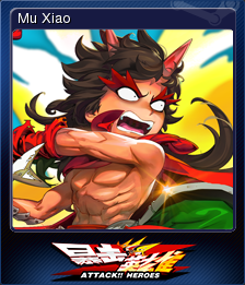 Attack Heroes Card 7
