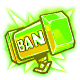 BanHammer Badge 5