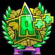 BattleBlock Theater Badge Foil