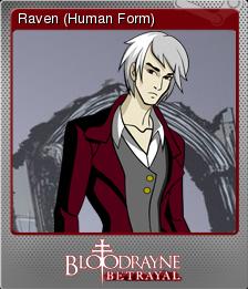 BloodRayne Betrayal Foil 02
