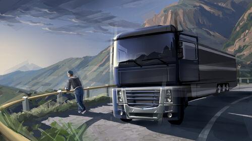 Euro Truck Simulator 2 Artwork 7