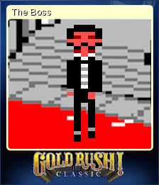 Gold Rush! Classic Card 04
