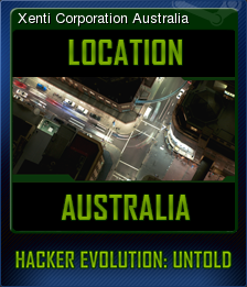 Hacker Evolution Untold Card 3