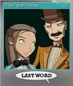 Last Word Foil 1