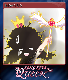 Long Live The Queen Card 03
