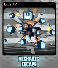 Mechanic Escape Card 02 Foil