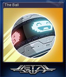 Metal Drift Card 3