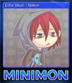 Minimon Card 1