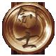 Mitsurugi Kamui Hikae Badge 1