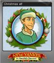 New Yankee in Santa's Service Foil 3