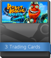 Robot Rescue Revolution Booster Pack