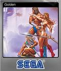 SEGA Mega Drive and Genesis Classics Foil 3