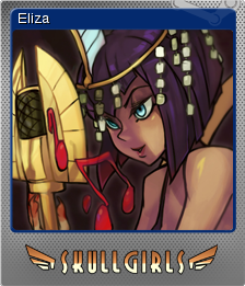 Skullgirls Foil 11