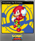 Sonic Mania Foil 6