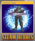 Steam Heroes Foil 08