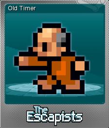 The Escapists Foil 3