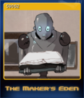 The Makers Eden Card 1