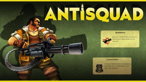Antisquad Artwork 4