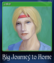 Big Journey to Home Card 6