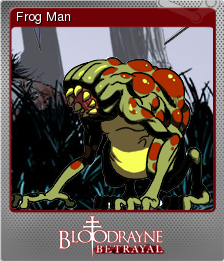 BloodRayne Betrayal Foil 15