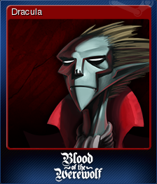 Blood of the Werewolf Card 2