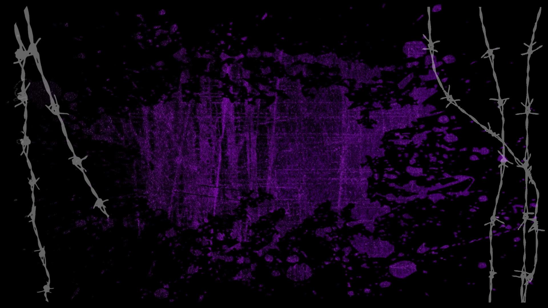 Image Break Into Zatwor Background Barbed Wires