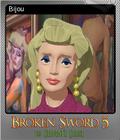 Broken Sword 5 Foil 1