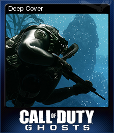 Call of Duty Ghosts Multiplayer Card 03