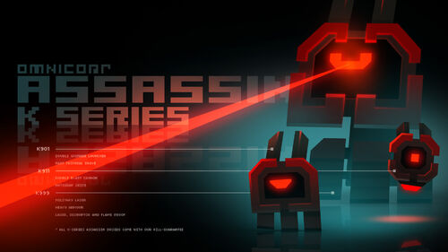 Droid Assault Artwork 5