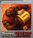 Dusty Revenge Foil 3