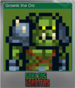 Goblins and Grottos Foil 07