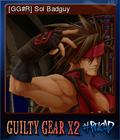 Guilty Gear X2 Reload Card 07