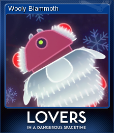Lovers in a Dangerous Spacetime Card 4