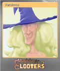 Magicians & Looters Foil 1