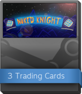 NUKED KNIGHT Booster Pack