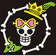 One Piece Pirate Warriors 3 Badge 1