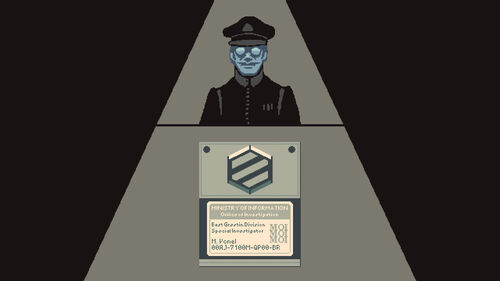 Papers Please Artwork 4