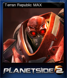 PlanetSide 2 Card 4