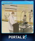 Portal 2 Card 7