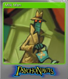 Psychonauts Foil 8