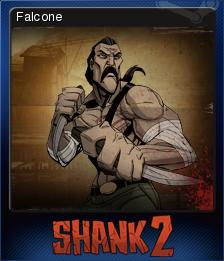 Shank 2 Card 2